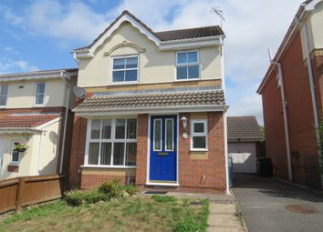 Thumbnail 3 bed detached house for sale in Watson Road, Ilkeston