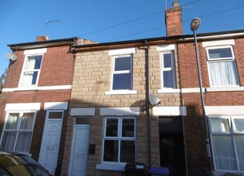 Thumbnail 3 bedroom property to rent in Etwall Street, Derby