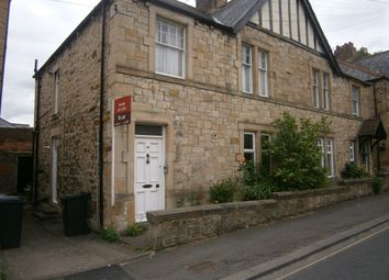 Thumbnail 2 bed flat to rent in St Wilfrids, Hexham