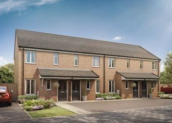 """Thumbnail 2 bed end terrace house for sale in """"The Alnwick"""" at Great North Road, Micklefield, Leeds"""