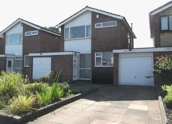 Thumbnail 3 bed detached house for sale in Weaver Avenue, Rainhill, Prescot