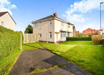 Thumbnail 2 bedroom semi-detached house for sale in Carsic Lane, Sutton-In-Ashfield, Nottinghamshire, Notts