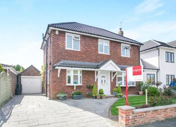 Thumbnail 4 bed detached house for sale in Chesham Road, Wilmslow, Cheshire