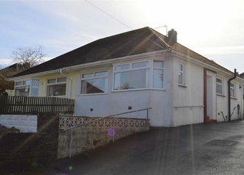 Thumbnail 2 bed semi-detached bungalow for sale in Alden Drive, Swansea