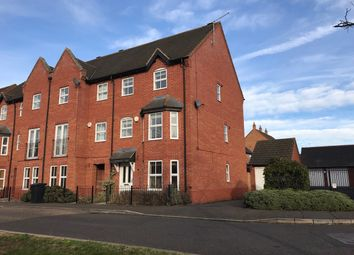 Thumbnail 3 bed end terrace house for sale in East Water Crescent, Hampton Vale, Peterborough