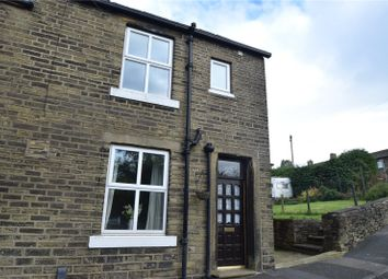 Thumbnail 1 bed terraced house for sale in Bingley Road, Cross Roads, Keighley, West Yorkshire