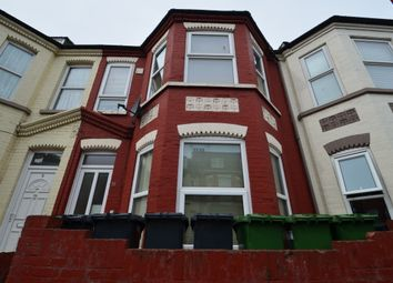 Thumbnail 1 bed flat to rent in Walpole Road, Great Yarmouth