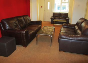 Thumbnail 8 bed terraced house to rent in Derby Road, Fallowfield, Manchester