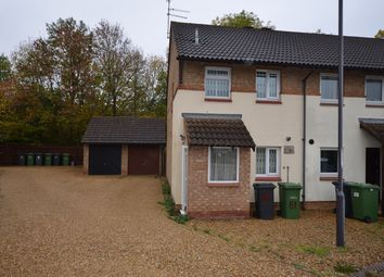 Thumbnail 2 bed end terrace house to rent in Osprey, Orton Goldhay, Peterborough