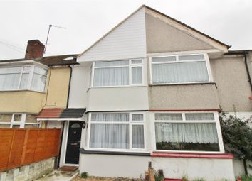 Thumbnail 2 bedroom terraced house for sale in Eversley Avenue, Bexleyheath