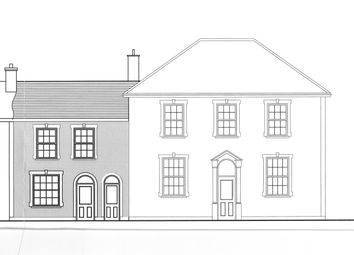 Thumbnail 2 bed town house for sale in North Road, Aberaeron