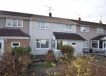 Thumbnail 2 bed terraced house for sale in Hazel Walk, Croesyceiliog, Cwmbran