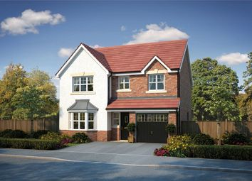 Thumbnail 4 bed detached house for sale in Euxton Lane, Euxton, Chorley