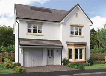 "Thumbnail 4 bed detached house for sale in ""Dale"" at East Kilbride, Glasgow"