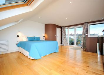 Thumbnail 3 bedroom flat to rent in Linden Avenue, Kensal Rise, London