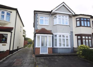 Thumbnail 3 bed property for sale in Carlton Road, Romford