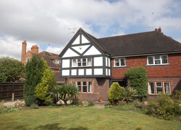 Thumbnail 4 bed detached house to rent in Albert Road, Farnborough