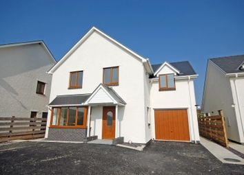 Thumbnail 5 bed detached house for sale in Cain Fallen, Bow Street