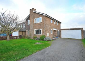 Thumbnail 4 bed detached house for sale in Wymersley Close, Great Houghton, Northampton
