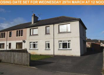 Thumbnail 3 bed flat for sale in Glenurquhart Road, Inverness
