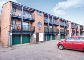 Thumbnail 1 bedroom flat for sale in Alderney Street, Nottingham