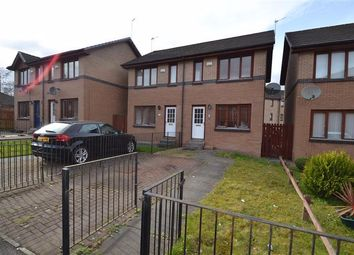 Thumbnail 2 bedroom semi-detached house for sale in Morrin Street, Glasgow
