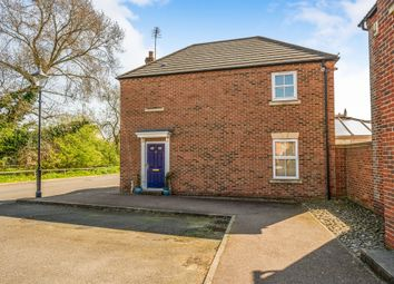 Thumbnail 3 bed detached house for sale in Swallow Lane, Aylesbury