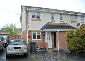Thumbnail 2 bed terraced house for sale in Acer Grove, Quedgeley, Gloucester