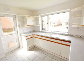 Thumbnail 3 bed detached bungalow for sale in St. Davids Road, North Hykeham, Lincoln