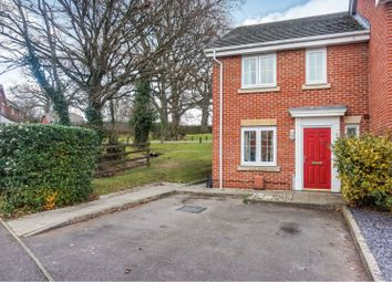 Thumbnail 3 bed end terrace house for sale in White Tree Close Fair Oak, Eastleigh