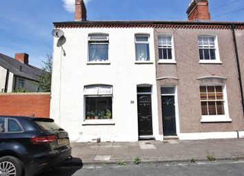 Thumbnail 2 bed terraced house for sale in Carmarthen Street, Canton, Cardiff