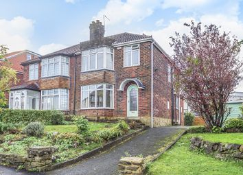 Thumbnail 3 bed semi-detached house for sale in Carr Manor Parade, Leeds