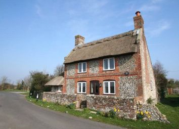 Thumbnail 2 bedroom cottage for sale in Chidham Lane, Chidham, Chichester, West Sussex