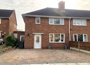 Thumbnail 2 bed terraced house for sale in Parkhall Croft, Birmingham