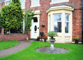 Thumbnail 4 bedroom terraced house for sale in Park Road, Jarrow