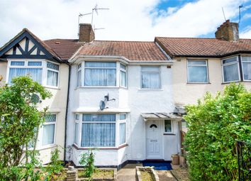 Thumbnail 3 bed terraced house for sale in The Ridgeway, Kingsbury