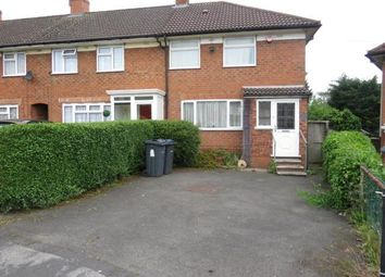 Thumbnail 2 bed semi-detached house for sale in Brinklow Road, Birmingham, West Midlands