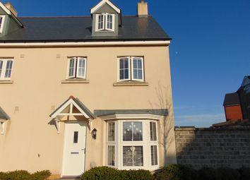 Thumbnail 4 bedroom semi-detached house for sale in Y Corsydd, Llanelli
