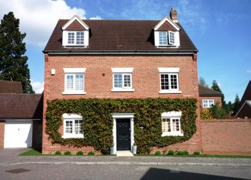 Thumbnail 6 bed detached house for sale in Broomhurst Lane, Fleet