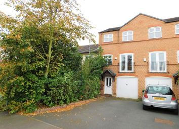 Thumbnail 3 bedroom town house for sale in Virginia Avenue, Meadowcroft Park, Stafford
