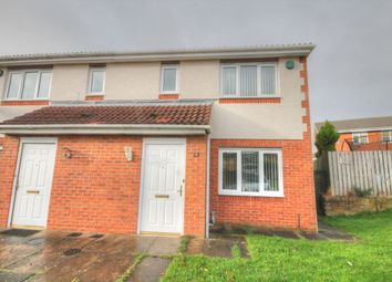 Thumbnail 3 bed semi-detached house to rent in Redewood Close, Denton Burn, Newcastle Upon Tyne