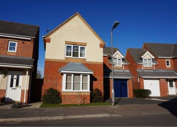 4 bed detached house for sale in Clover Way, Bedworth CV12