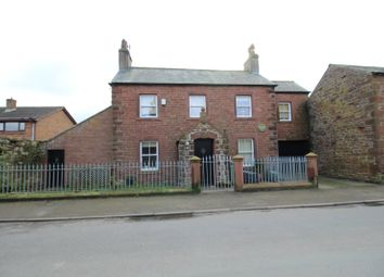 Thumbnail 4 bed detached house for sale in Cross Lane, Wigton, Cumbria