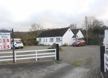 Thumbnail 5 bed detached bungalow for sale in Cenarth, Newcastle Emlyn