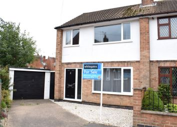 Thumbnail 3 bed semi-detached house for sale in Milton Avenue, Ilkeston, Derbyshire