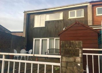 Thumbnail 3 bed maisonette for sale in Well Street, Ruthin, Denbighshire