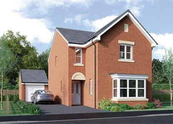 "Thumbnail 4 bed detached house for sale in ""Fraser"" at Queen Mary Avenue, Clydebank"