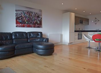 Thumbnail 2 bed flat for sale in Candle House, 1 Wharf Approach, Leeds, West Yorkshire