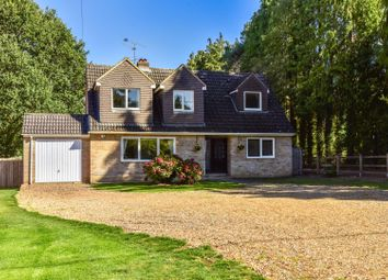 Thumbnail 4 bed detached house for sale in Heath Ride, Wokingham