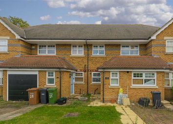 Emily Davison Drive, Epsom Downs, Surrey KT18. 3 bed terraced house for sale